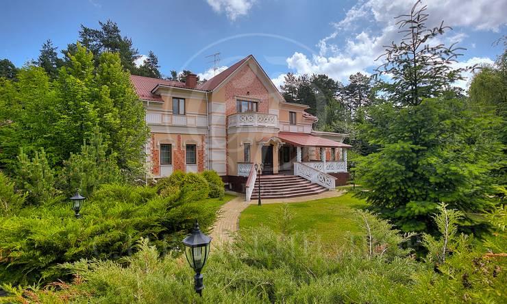 Продаётся дом впоселке Усадьбы Усово, Рублево-Успенское шоссе