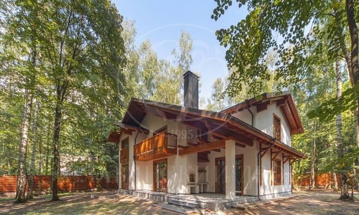 На продажу дом впоселке РАН Ново-Дарьино