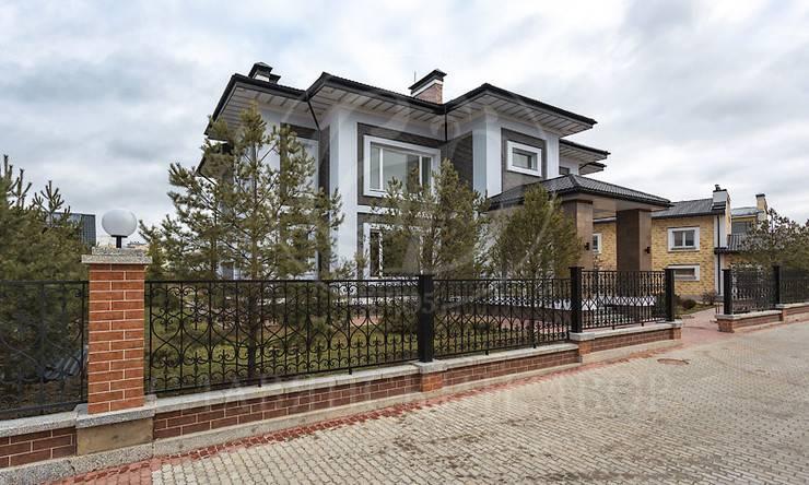 На продажу дом впоселке Азарово, Рублево-Успенское шоссе