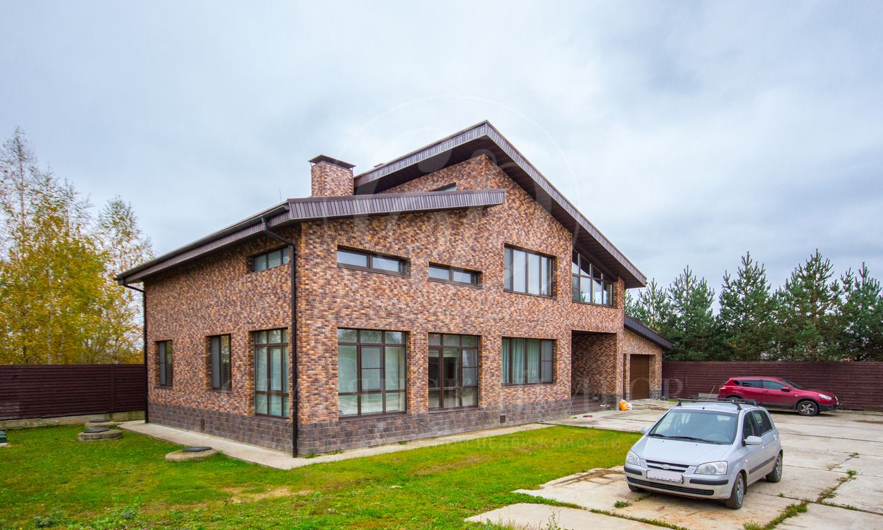На продажу дом впоселке Николо-Урюпино