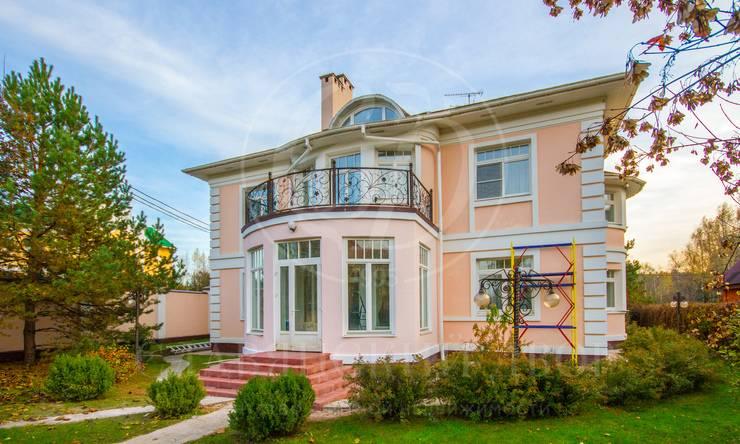 На продажу дом впоселке Немчиновка, Можайское шоссе