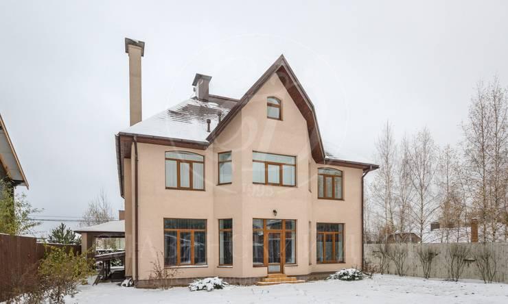 На продажу дом впоселке Солослово, Рублево-Успенское шоссе