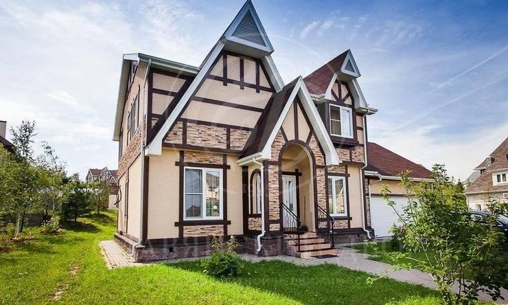 Продаётся дом впоселке Княжье Озеро, Новорижское шоссе
